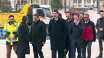 BAŞAKŞEHİR BELEDİYESİ - Bakan Kurum Başakşehir Millet Bahçesi'nde İnceleme Yaptı