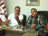 KULÜP BAŞKANI - Bandırmaspor'da Hedef 5 Maçta 10 Puan