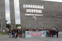 İSTANBUL ÜNIVERSITESI - Başkaleli Öğrenciler Çanakkale, Bursa Ve İstanbul'u Gezdi