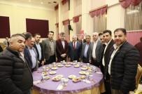 TİCARET ODASI - Başkan Baran, STK'lar İle Bir Araya Geldi