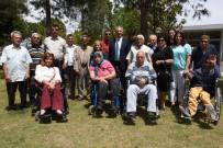 Başkan Kale; 'Hepimiz Birer Engelli Adayıyız'
