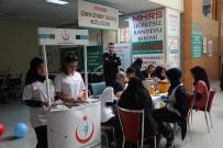 DİYETİSYEN - BEAH'ta 'Dünya Diyabet Günü' Standı Açıldı