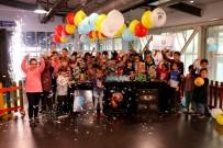 BİLİM ADAMI - Bilim Merkezi'nden Çocuklara, Bilim Temalı Doğum Günü