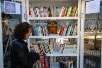 ŞIRINYER - Buca'da Sokak Kütüphaneleri İlgi Gördü