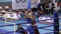 İSTIKLAL MARŞı - Büyük Erkekler Türkiye Ferdi Boks Şampiyonası