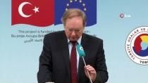 MÜLTECI - Büyükelçi Berger Açıklaması 'Türk Diplomasisi İle Terör Örgütleri Bölgeden Çekildi'
