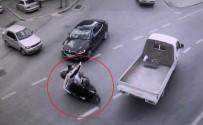 HIRSIZLIK BÜRO AMİRLİĞİ - Çaldıkları Televizyonları Motosikletle Taşıyan Hırsızlar Yakalandı
