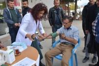Çukurca'da 'Dünya Diyabet Günü' Etkinliği
