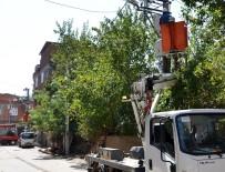 YUNUS EMRE - Dicle Elektrik'ten Bağlar'a 1 Milyon Liralık Yatırım