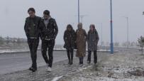 HAVA SICAKLIĞI - Doğu Anadolu'da Kar Alarmı