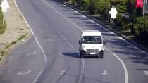 KIRMIZI IŞIK - 'Drift' Yapan Sürücüye 5 Bin 10 Lira Ceza