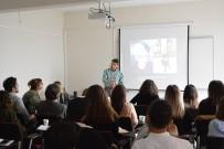 HRISTIYANLıK - DÜ'de Çağdaş Sanatta Engellilik Konuşuldu