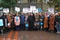 ÖĞRETMENEVI - Elazığ'da, '14 Kasım Dünya Diyabet Günü'