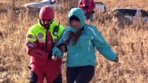 KURTARMA TATBİKATI - Erciyes'te Kurtarma Tatbikatı