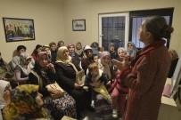 GAZI MUSTAFA KEMAL - Ev Hanımlarına Sağlıklı Beslenme Söyleşisi
