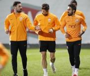 METİN OKTAY - Galatasaray Sahada Başladı, Salonda Bitirdi