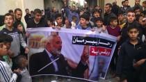 İSRAIL SAVUNMA BAKANı - Gazzeliler Liberman'ın İstifasını Sevinçle Karşıladı