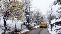 ERMENI - Gümüşhane'de Kar Yağışı