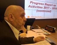 MAHMUT ARSLAN - HAK-İŞ Genel Başkanı Arslan Açıklaması 'Sorunların Üstesinden Birlik Ve Beraberlik İle Gelebiliriz'