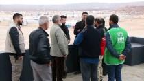 KONUT PROJESİ - İHH'dan İdlib'de Dul Ve Yetim Ailelerine Konut Yardımı