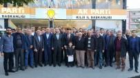 İL GENEL MECLİSİ - İl Genel Meclisi Başkanı Karakuş Aday Adaylığı Başvurusu Yaptı