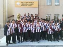 MILLI MAÇ - İlhan Palut Ve Hamidou Maiga, Öğrencilerle Buluştu