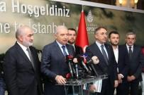 DOLULUK ORANI - İstanbul Büyükşehir Belediye Başkanı Uysal Açıklaması 'Su Fiyatlarında Yüzde 15 İndirim Kararı Aldık'