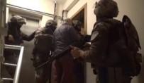 OTO HIRSIZLIK - İstanbul'da Motosiklet Hırsızlığı Çetesi Çökertildi