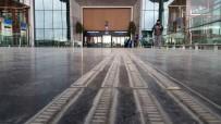KONTROL NOKTASI - İstanbul'un Engelsiz Havalimanı