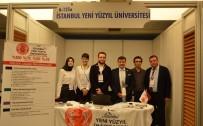 YENİ YÜZYIL ÜNİVERSİTESİ - İYYÜ Smart Future Expo'da Projelerini Sergiledi