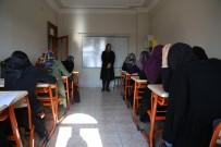 CIHANGIR - Kadınlar Yaşam Merkezleri İle Aile Bütçelerine Katkı Sağlıyor