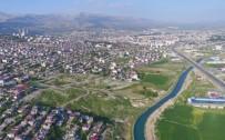 YÜRÜYÜŞ YOLU - Kahramanmaraş'a 'Senem Ayşe Millet Bahçesi'