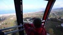 Karadeniz'in En Uzun Teleferiğinde Rengarenk Yolculuk