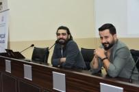 ŞARKICI - Karadenizli Şarkıcı Selçuk Balcı, OMÜ'lü Gençlerle Söyleşti