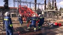 YÜKSEK GERİLİM - Kesintisiz Enerjiyi 400 Bin Volta 'Dokunarak' Veriyorlar