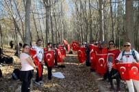 MEHMET YAŞAR - Nazillili Doğaseverlerden Cumhuriyet Yürüyüşü