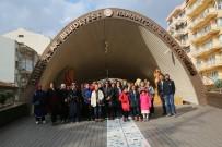 UĞUR MUMCU - Odunpazarı Belediyesi'nden Hizmet Turu