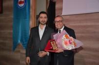 MUSTAFA YıLMAZ - Prof. Dr. Konrot'tan Alaşehir'de Disleksi Semineri