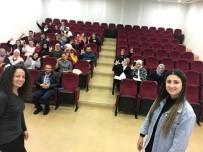İŞARET DİLİ - Rize'de Sağlık Personellerine İşaret Dili Eğitimi