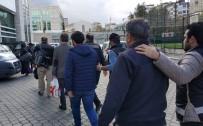 BANK ASYA - Samsun'da FETÖ'den 6 Kişi Adliyeye Sevk Edildi