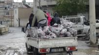 SOSYAL YARDıMLAŞMA VE DAYANıŞMA VAKFı - Şanlıurfa'da Kömür Dağıtımına Başlandı