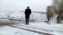 Sarıkamış'ta Kar Yağışı