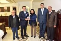 DERNEK BAŞKANI - Şehit Aileleri Ve Gazilerden Başkan Bakıcı'ya Teşekkür