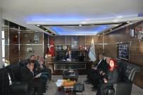 BELEDİYE ENCÜMENİ - Şuhut Çevre Hizmetleri Birliği Kasım Ayı Olağan Toplantısı