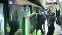 BARCELONA - Sürücüsüz Metro, Avrupa'nın Birincisi Seçildi