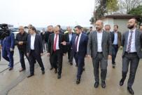 CUMHURİYET MEYDANI - Tekintaş Açıklaması 'Fatsa'da Hizmetler Hız Kesmeden Sürüyor'