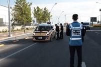 TOPLU TAŞIMA - Ticari Taksi Denetimleri Sürüyor