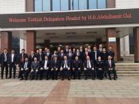 ADALET BAKANI - Türkiye İle Çin Adli İşbirliğini Güçlendiriyor
