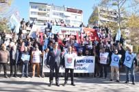 BASIN AÇIKLAMASI - Türkiye Kamu-Sen'den Ek Zam Talebi
