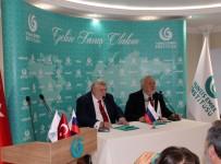 YUNUS EMRE - 'Türkiye Ve Rusya Arasında Barış Olduğu Takdirde...'